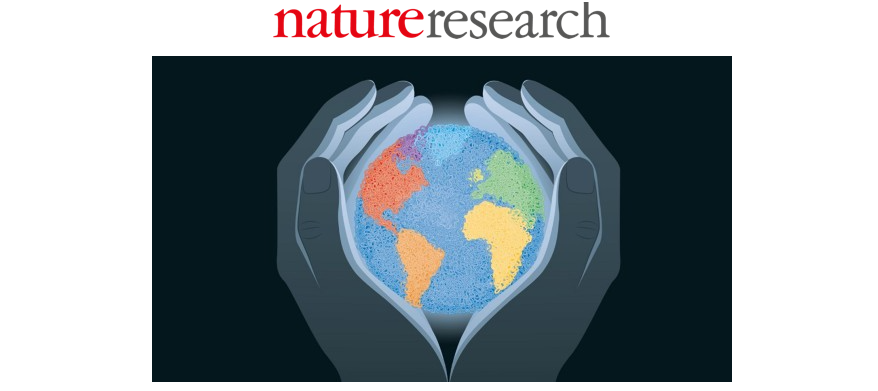 Nature 3D genome paper collection figure